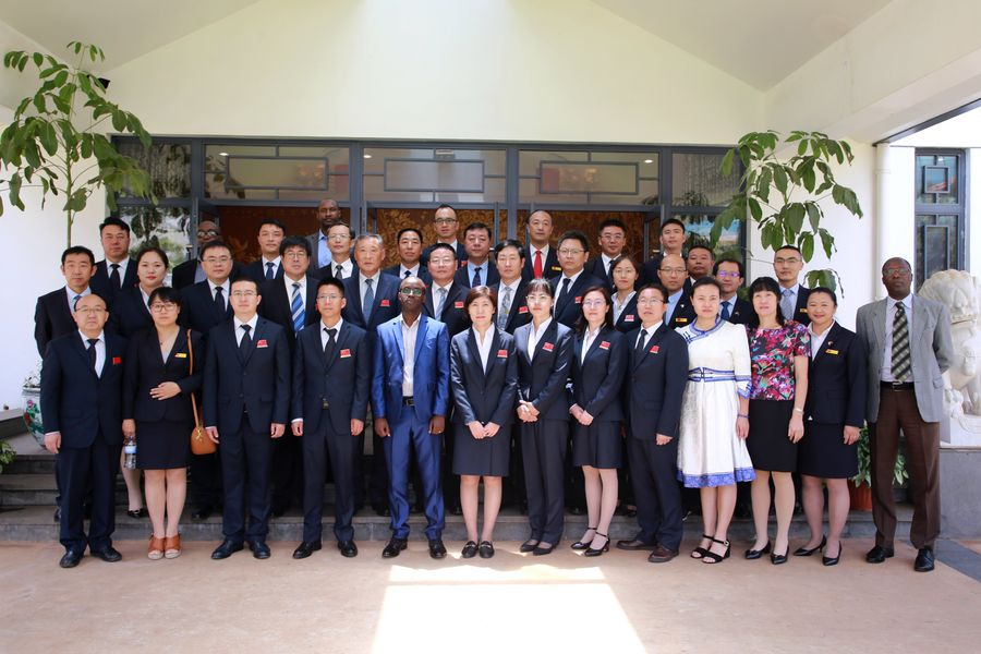 New batch of Chinese medical team to provide healthcare in Rwanda - Xinhua | English.news.cn