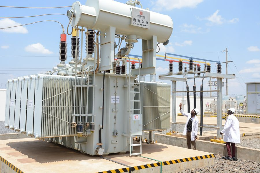 Kenyan gov't, Chinese firm launch construction of major power transmission project - Xinhua | English.news.cn