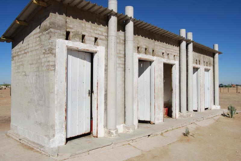 Feature: Toilets provided by gov't, Chinese improve hygiene in Namibian informal settlements - Xinhua | English.news.cn