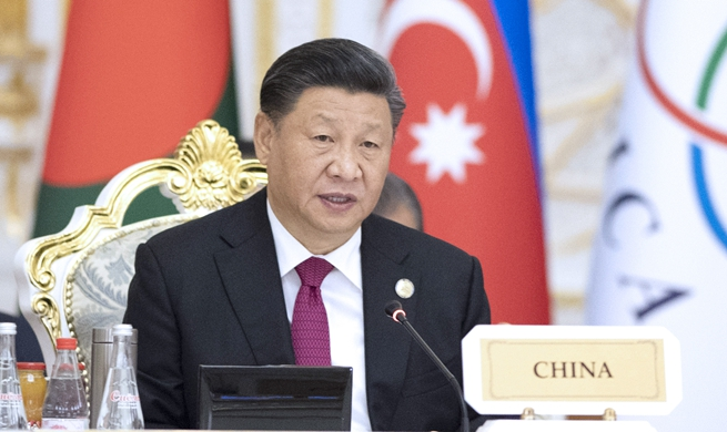 Xi urges joint efforts to open up new prospects for Asian security, development