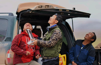 Scientists conduct comprehensive scientific expedition on Qinghai-Tibet Plateau